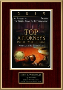 Ft Worth attorney mag