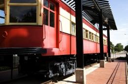 Fort Worth Train